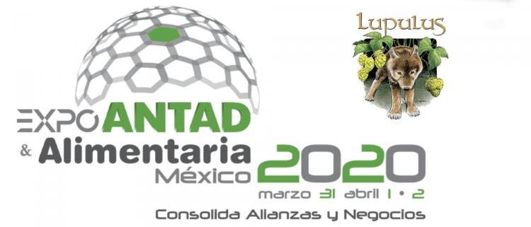 Expo Antad 2020 - Mexico - Lupulus news - biere belge